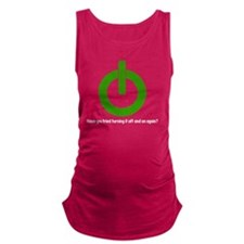 Reboot Maternity Tank Top