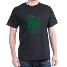 UnofficiallyIrish_shirt_green T-Shirt
