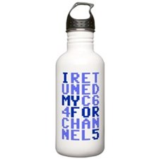 I Retuned My C64 Water Bottle