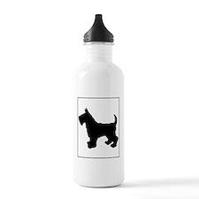 Scottish Terrier.eps Water Bottle