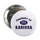Property of karissa Button