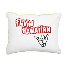 flyin5 Rectangular Canvas Pillow