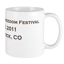 RMFF Text Brown (updated) Mug