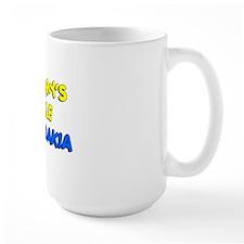 Mommys Little Keftedakia Mug