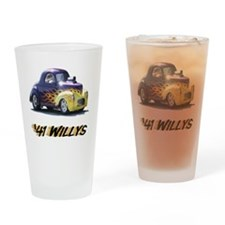 41-Willys Drinking Glass
