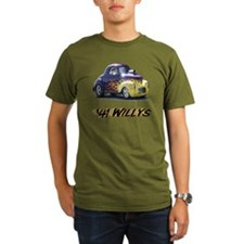 41-Willys T-Shirt