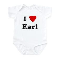 I Love Earl Onesie