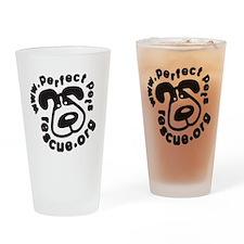 ppr logo Drinking Glass