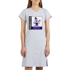 BAR_01_10x10 Women's Nightshirt