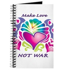 Make Love Not War Journal
