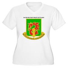 DUI-504TH MILITAR T-Shirt