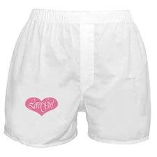 Lover Girl Boxer Shorts