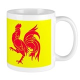 Walloon Flag Mug