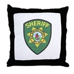 El Dorado Sheriff Throw Pillow