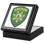 El Dorado Sheriff Keepsake Box
