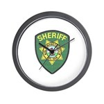 El Dorado Sheriff Wall Clock