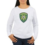 El Dorado Sheriff Women's Long Sleeve T-Shirt