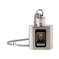 David Foster Wallace Exclusive Vol. Flask Necklace
