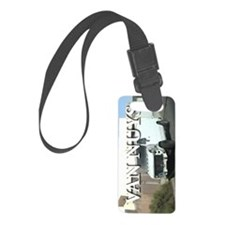 Van Nuys Perp Luggage Tag