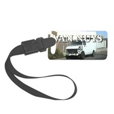 Van Nuys Van Luggage Tag