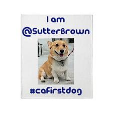Sutter_New.gif Throw Blanket
