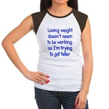 losing-weight_tall Tee