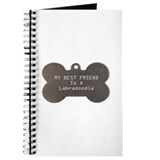 Friend Labradoodle Journal