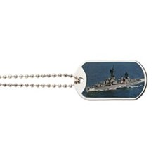 chevalier dd rectangle magnet Dog Tags