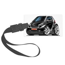 Smart Black Car Luggage Tag
