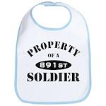 Property of a 891st Soldier Bib