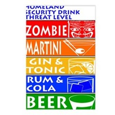 DRINKKEY Postcards (Package of 8)