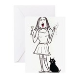 Lucia - Greeting Cards (Pk of 10)