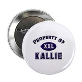 Property of kallie Button