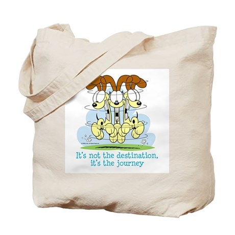 Odie Journey Tote Bag