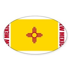 LP-new-mexico-flag Decal