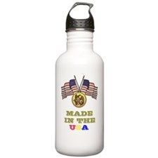 usa1 Water Bottle