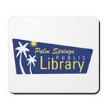 Palm Springs Library Mousepad