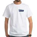 Palm Springs Library White T-Shirt