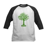 TREE hugger (dark green) Tee