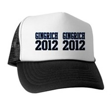 Gingrich 2012 Trucker Hat