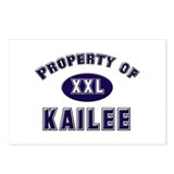 Property of kailee Postcards (Package of 8)