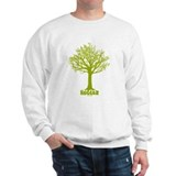 TREE hugger (lime) Jumper