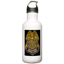 DSS Badge LP Water Bottle