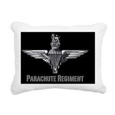 PARA REG LP Rectangular Canvas Pillow