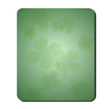 ShamrockInsideCardP Mousepad