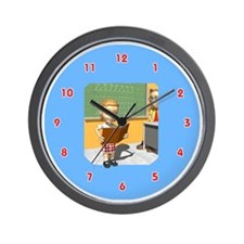 teacherwallclock Wall Clock