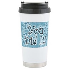 YOU DID IT CARDS Ceramic Travel Mug