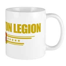 Hampton Legion (flag 10) pocket Mug