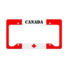 Canada License Plate Holder