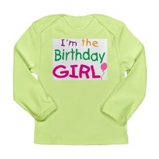 bts-bday-girl Long Sleeve T-Shirt